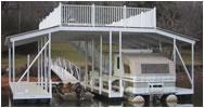 Wahoo Sundeck Docks